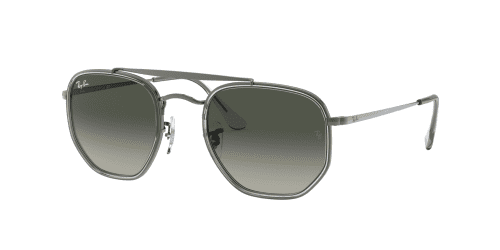 Ray-Ban Ray-Ban THE MARSHAL II RB3648M RB 3648M 004/71 Gunmetal