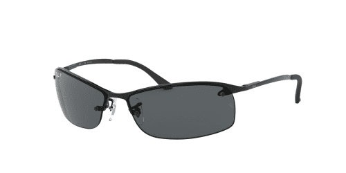 Ray-Ban Ray-Ban RB3183 002/81 Black Poalrised