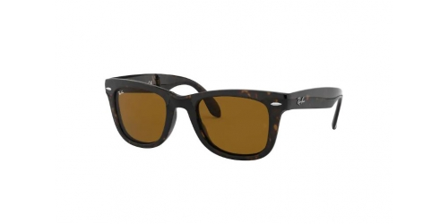 Ray-Ban FOLDING WAYFARER RB4105 710 Light Havana