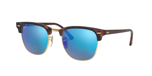 Ray-Ban Ray-Ban Clubmaster RB3016 114517 Sand Havana/Gold