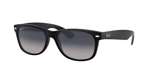 Ray-Ban Ray-Ban Wayfarer RB2132 601S78 Matte Black Polarised