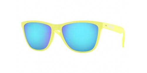 FROGSKINS 35TH OO9444 FROGSKINS 35TH OO 9444 944403 Matte Neon Yellow