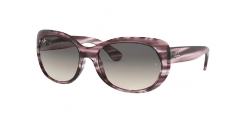 Ray-Ban RB4325 643111 Striped Bordeaux Havana