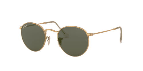 RB3447 RB 3447 112/58 Matte Gold Polarised