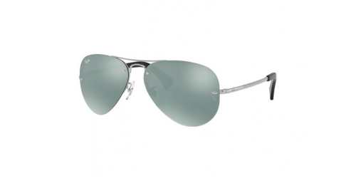 Ray-Ban RB3449 003/30 Silver