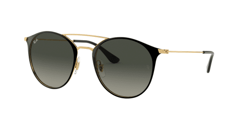 Ray-Ban Ray-Ban RB3546 187/71 Gold Top Black