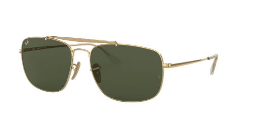 Ray-Ban The Colonel RB3560 001 Gold