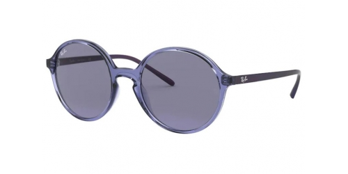 Ray-Ban RB4304 643580 Transparent Violet