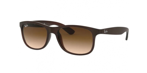 Ray-Ban ANDY RB4202 607313 Matte Havana