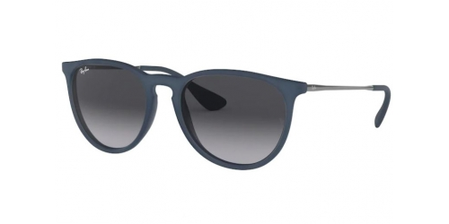 Ray-Ban ERIKA RB4171 60028G Rubber Blue
