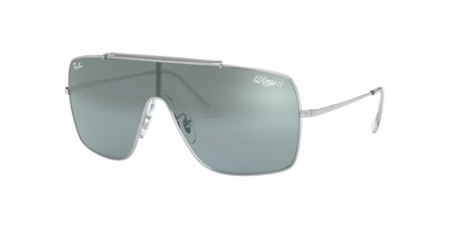 Ray-Ban WINGS II RB3697 003/Y0 Silver