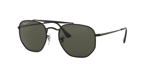 Ray-Ban RB3648 The Marshal 002/58 Black Polarized