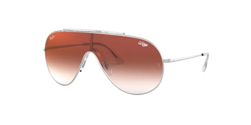 Ray-Ban WINGS RB3597 003/V0 Silver