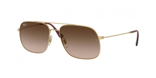 Ray-Ban ANDREA RB3595 901313 Gold