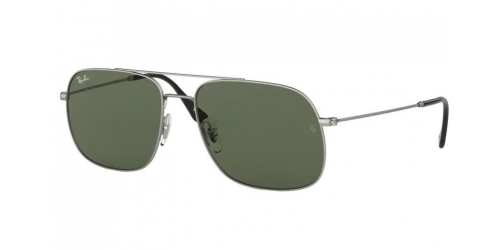 Ray-Ban ANDREA RB3595 911671 Silver