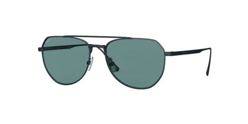 Persol PO5003ST PO 5003ST 8002P1 Brushed Navy Polarized