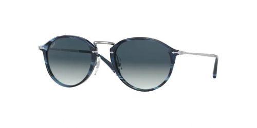 Persol REFLEX EDITION PO3046S PO 3046S 111132 Horn Blue