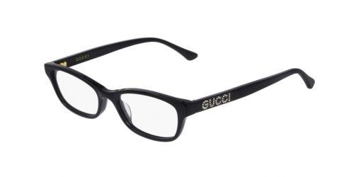 Gucci Gucci SEASONAL ICON GG0730O GG 0730O 001 Black