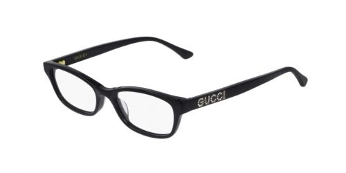 Gucci SEASONAL ICON GG0730O GG 0730O 001 Black