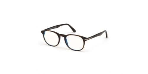 Tom Ford Tom Ford TF5680-B Blue Control TF 5680-B 052 Dark Havana