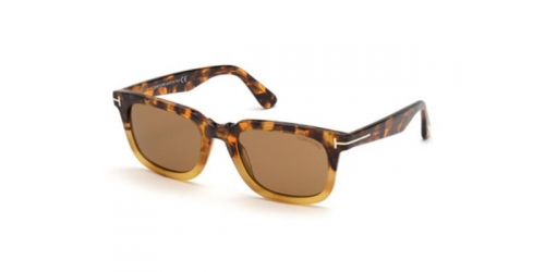 Tom Ford Tom Ford DARIO TF0817 55E Coloured Havana