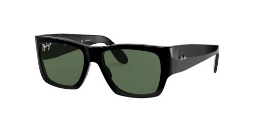 Ray-Ban WAYFARER NOMAD RB2187 901/58 Black Polarized