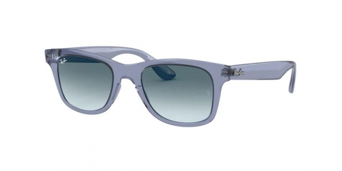 Ray-Ban RB4640 64963M Transparent Blue