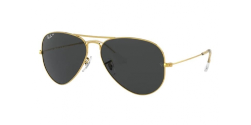 AVIATOR LARGE RB3025 AVIATOR LARGE RB 3025 919648 Legend Gold Polarized