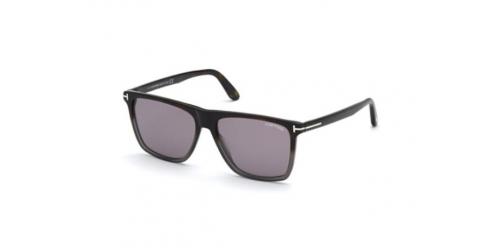 Tom Ford Tom Ford FLETCHER TF0832 55C Coloured Havana
