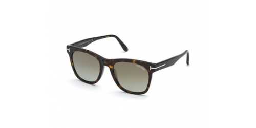 Tom Ford BROOKLYN TF0833 52Q Dark Havana
