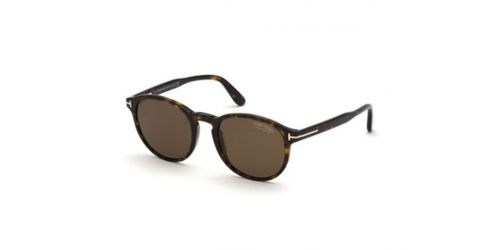 Tom Ford Tom Ford DANTE TF0834 52M Dark Havana Polarized