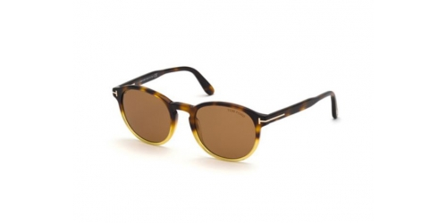 Tom Ford DANTE TF0834 55E Coloured Havana