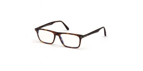 Tom Ford Tom Ford TF5681-B Blue Control TF 5681-B 054 Red Havana