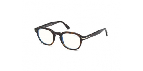 Tom Ford Tom Ford TF5698-B Blue Control TF 5698-B 052 Dark Havana