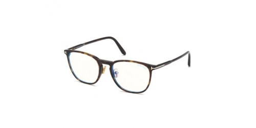 Tom Ford Tom Ford TF5700-B Blue Control TF 5700-B 052 Dark Havana