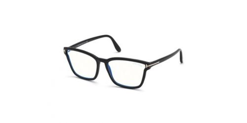 Tom Ford TF5707-B Blue Control TF 5707-B 001 Black