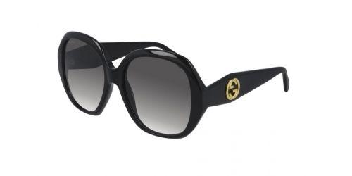 Gucci Gucci GUCCI LOGO GG0796S GG 0796S 001 Black
