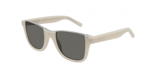 Saint Laurent NEW WAVE SL 51 CUT 004 Beige
