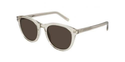 Saint Laurent Saint Laurent NEW WAVE SL 401 004 Clear