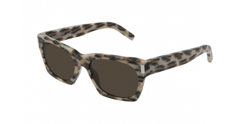 Saint Laurent Saint Laurent NEW WAVE SL 402 004 Beige Havana