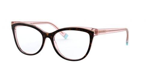 Tiffany Tiffany TF2192 8287 Havana on Transparent Pink