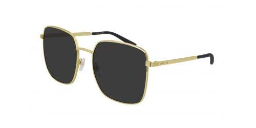 Gucci Gucci GUCCI LOGO GG0802S GG 0802S 001 Gold