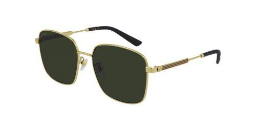 Gucci Gucci WEB GG0852SK GG 0852SK 001 Gold