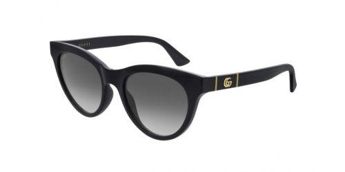Gucci Gucci GUCCI LOGO GG0763S GG 0763S 001 Black