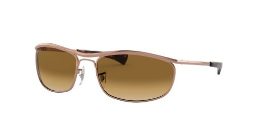 Ray-Ban Ray-Ban OLYMPIAN I DELUXE RB3119M RB 3119M 920251 Rose Gold