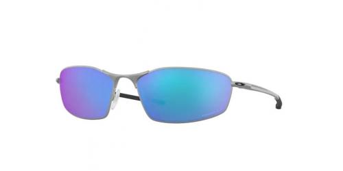 Oakley Oakley WHISKER OO4141 414104 Satin Chrome Polarised