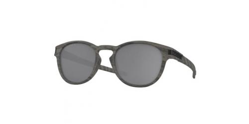 Oakley Oakley LATCH OO9265 926538 Woodgrain Polarised
