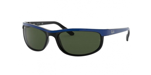 Ray-Ban Ray-Ban PREDATOR 2 RB2027 6301 Blue and Black