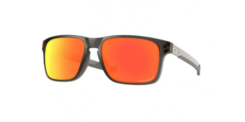 HOLBROOK MIX OO9384 HOLBROOK MIX OO 9384 938407 Grey Smoke Polarized
