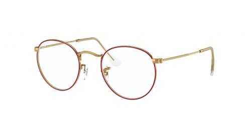 Ray-Ban Ray-Ban RX3447V RX 3447V 3106 Red on Legend Gold